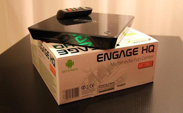 Media-Droid Engage HQ