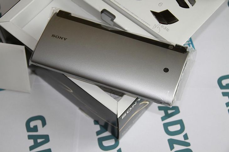 Sony Tablet P - pierwsze wrażenie