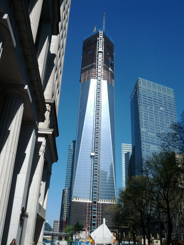 8 Lat W 2 Minuty Tak Powstaje One World Trade Center