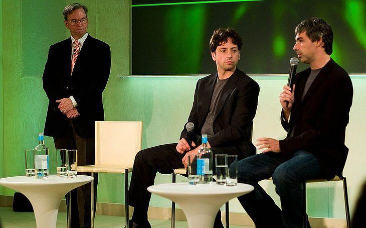 Co tym razem planują panowie z Google? (fot. flickr.com / Joi Ito)