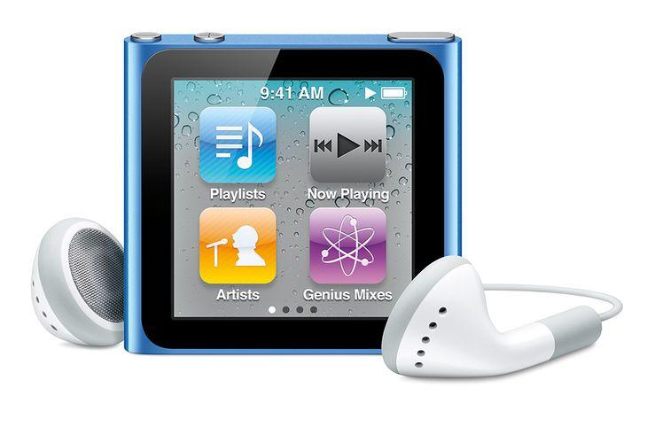 3 iPody nano do wygrania!