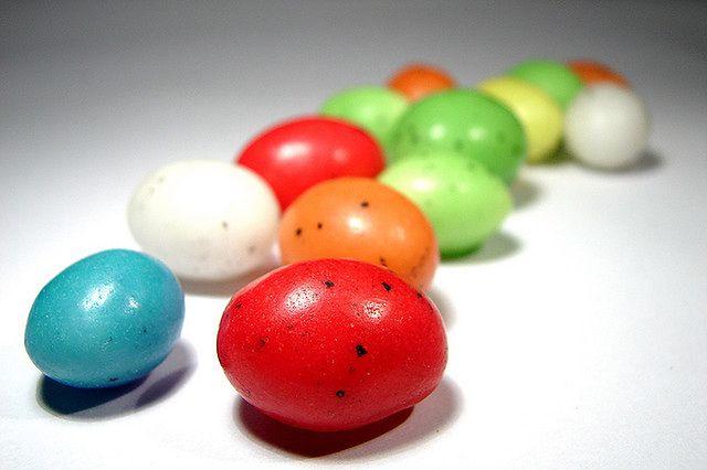Wielkanocne pisanki (fot. Maxey CC-BY)