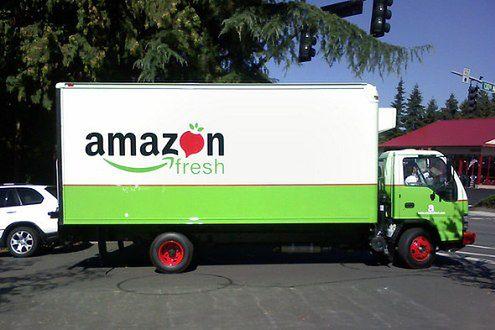 Amazon (Fot. Flickr/Jeff Sandquist/Lic. CC by)