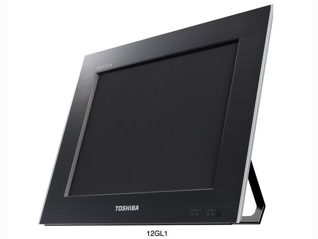 12 calowa wersja panelu 3D Toshiby