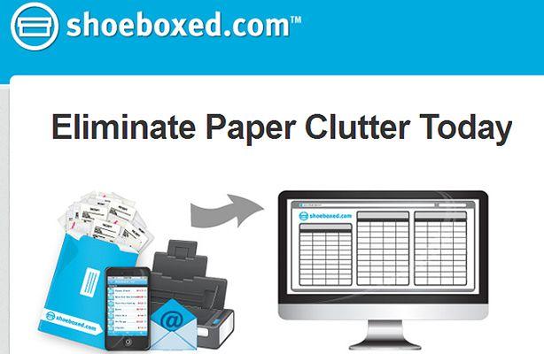 ShoeBoxed.com - łatwa organizacja dokumentów (fot.: shoeboxed.com)