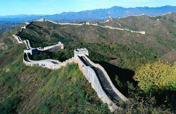 Wielki Mur Chiński znacznie dłuższy, niż sądziliśmy (fot.: sxc.hu)