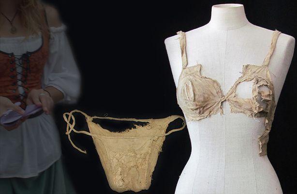 2efe97fd54baaf Średniowieczna bielizna znaleziona w zamku w Austrii (fot.: ibtimes.co.uk