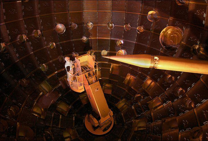 NIF - laser 20 razy słabszy od planowanych