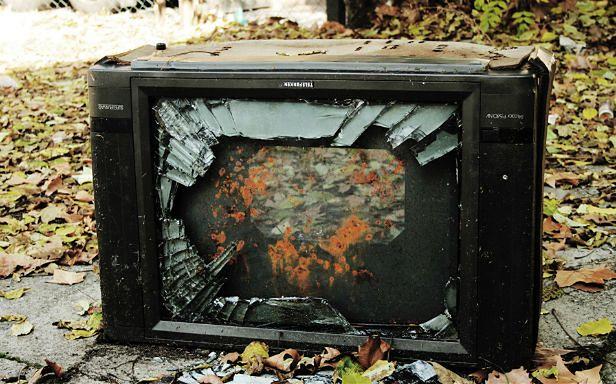 Telewizor (Fot. Flickr/ jot.punkt/Lic. CC by)