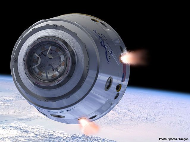 Fot. SpaceX