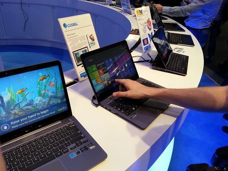 Samsung series 5 Ultra Touch (fot. Gadżetomania.pl)