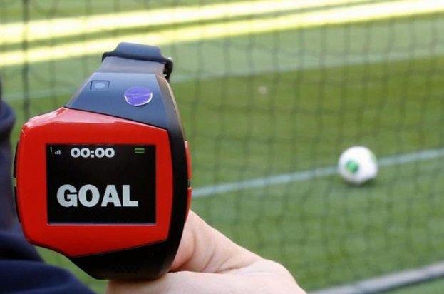 zegarek goal-line