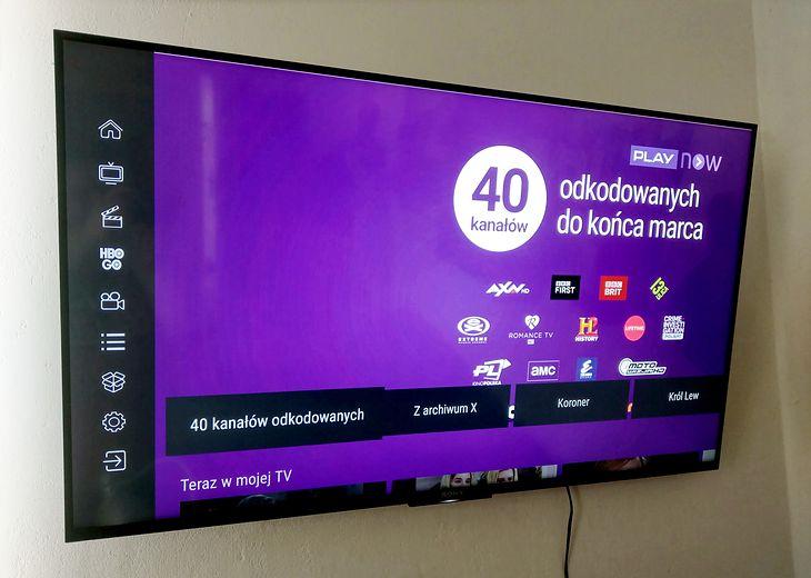 Play udostępnia swoim abonentom bezpłatnie 40 kanałów aż do 31 marca z możliwości przedłużenia promocji