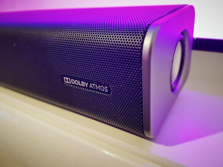 Sharp HT-SBW800 - jeden z najtańszych soundbarów z prawdziwym Dolby Atmos