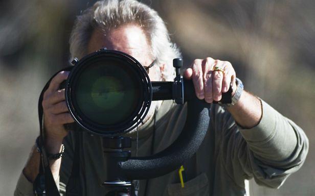 Fotograf, czyli zawód niepotrzebny (Fot. Flickr/ mikebaird/Lic. CC by)