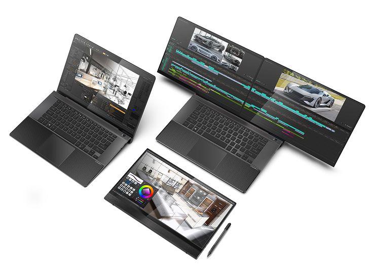 Compal FullVision - jeśli jeden ekran do laptopa to za mało