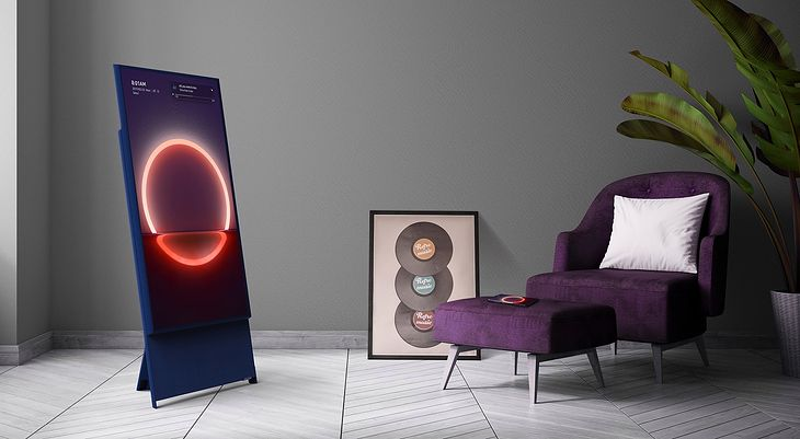 The Sero - nowy telewizor od Samsunga