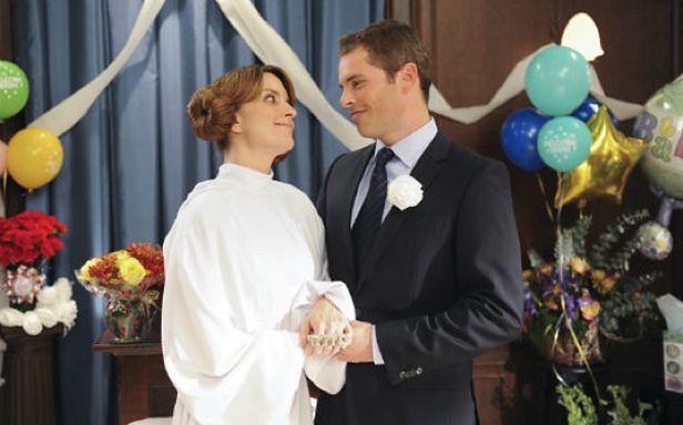 """Ślub w """"30 Rock"""" (Fot. NBC)"""