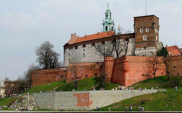 Wawel (Fot. Flickr/bazylek100/Lic. CC by)