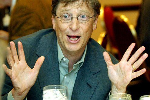 Bill Gates (Fot. Flickr/World Economic Forum/Lic. CC by-sa)