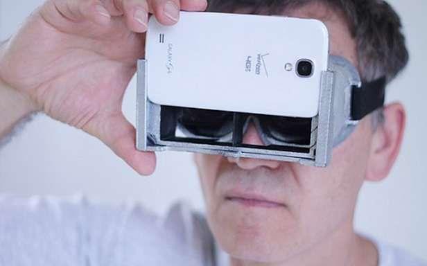 360specs - smartfon w roli okularów AR