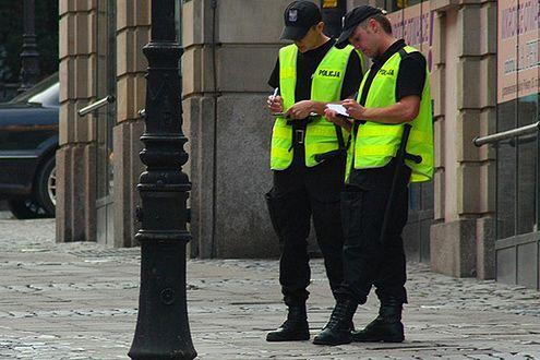 Policja (Fot. Flickr/eisenbahner/Lic. CC by)