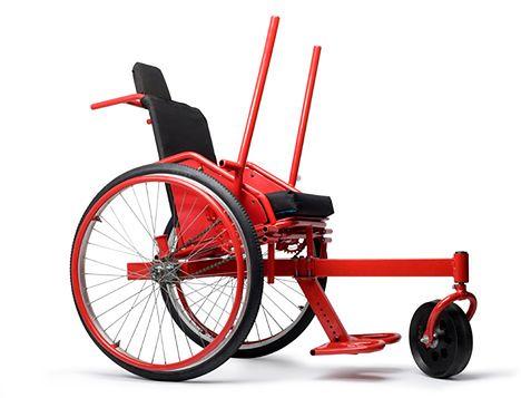 Leveraged Freedom Chair