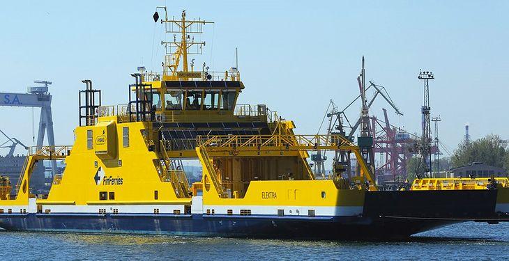 Nowy prom buduje stocznia Crist w Gdyni