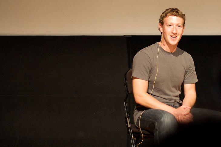 Mark Zuckerberg/Fot. Flickr/Mathoov/Attribution-Nonc.-No Der. 2.0