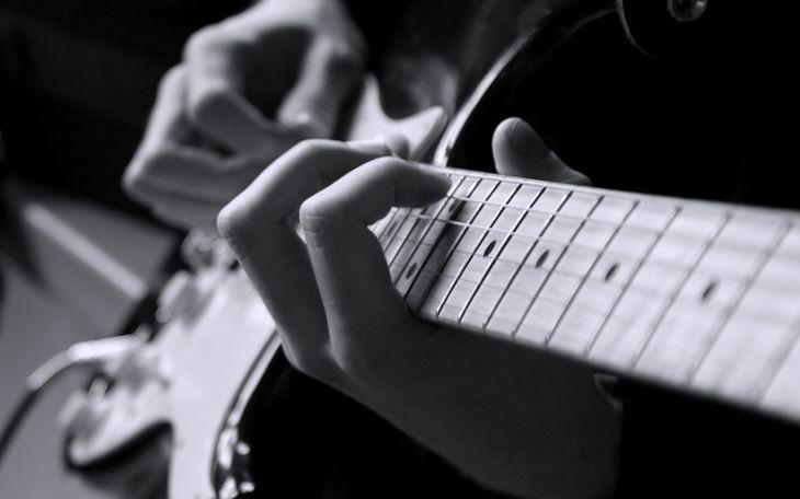 Najlepsi metalowi gitarzyści na YouTube