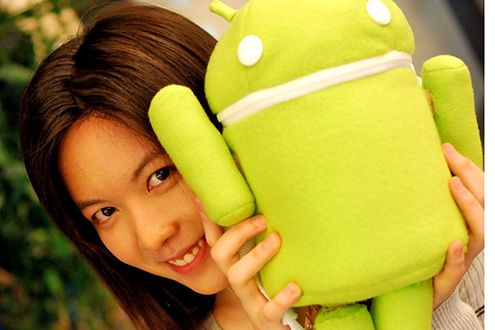 Android (Fot. Flickr/laihiu/Lic. CC by)