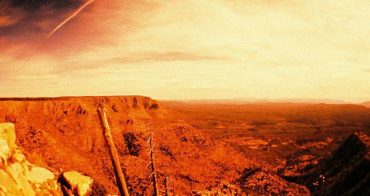 Tak będzie wyglądał Mars po terraformowaniu? (Fot. na lic. CC; Flickr.com/by kevindooley)
