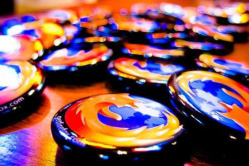Firefox (Fot. Flickr/nan palmero/Lic. CC by)