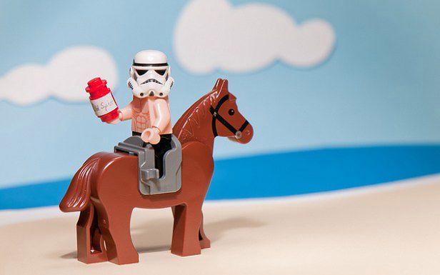 Na koniu (Fot. Flickr/kennymatic/Lic. CC by)
