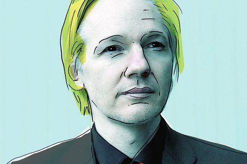 Julian Assange (Fot. Flickr/Mataparda/Lic. CC by)