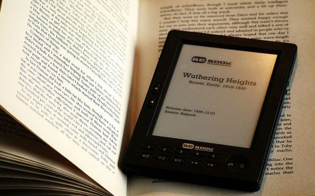 Czy Polacy czytają po angielsku? (Fot. Flickr/ Christine Rose..,/Lic. CC by-nd)
