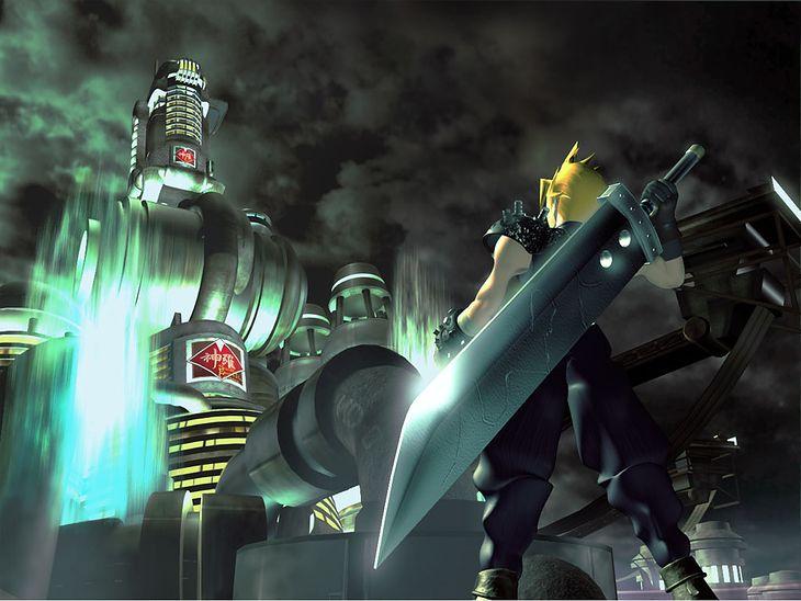 Final Fantasy VII. Legenda (Fot. FF wikia)