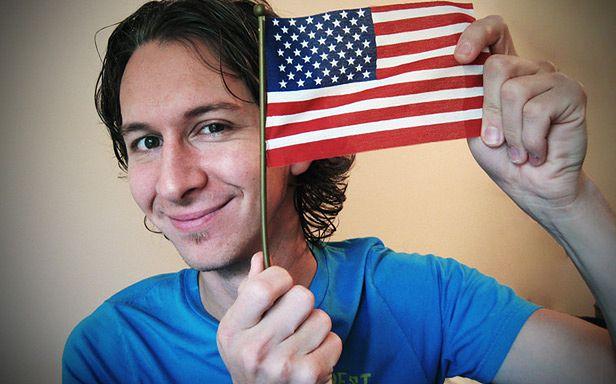 Amerykanin (Fot. Flickr/Rob Boudon/Lic. CC by)