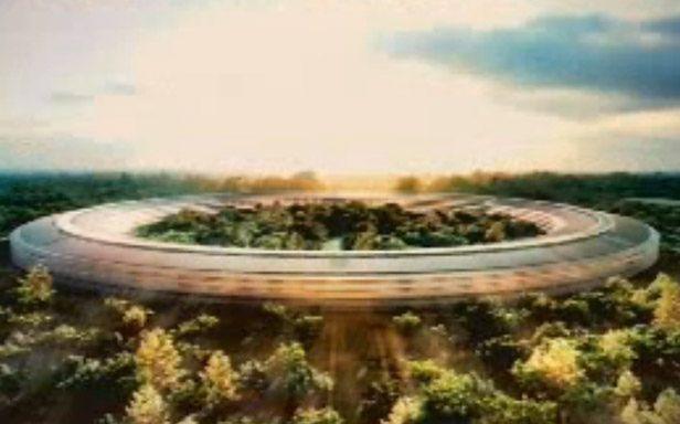 Tak ma wyglądać nowa siedziba Apple'a (Fot. Apple)