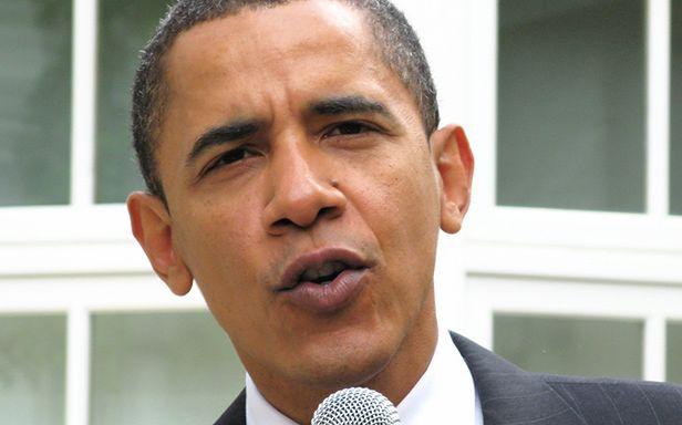 Barack Obama w czasie kampanii wyborczej (Fot. Flickr/jurvetson/Lic. CC by)
