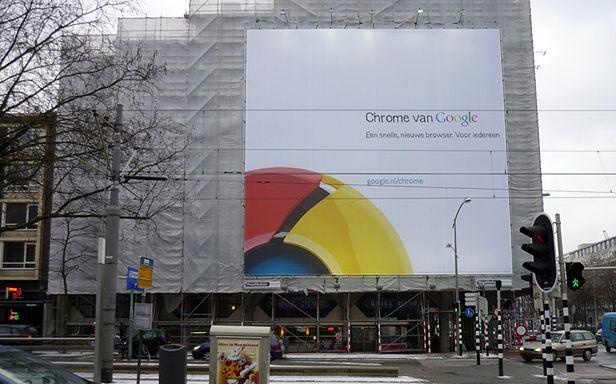 Chrome wciąż rośnie (Fot. Flickr/Gastev/Lic. CC by)