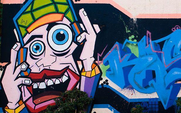 Graffiti (Fot. Flickr/Lieutenant Pol/Lic. CC by)