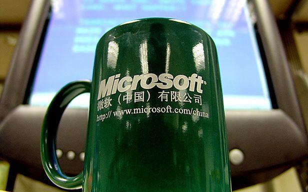 Pozdrowienia od Microsoftu (Fot. Flickr/Saad.Akhtar/Lic. CC by)