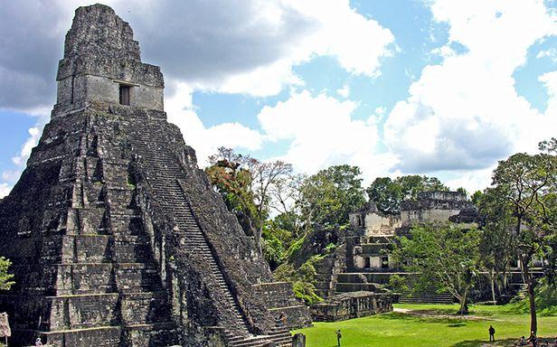 Świątynia Majów (Fot. Flickr/archer10/Lic. CC by-sa)