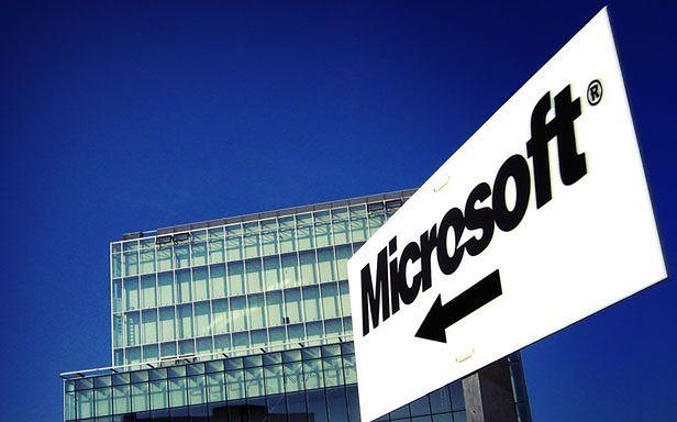 Którędy do Microsoftu? (Fot. Flickr/Nils Geylen/Lic. CC by-sa)