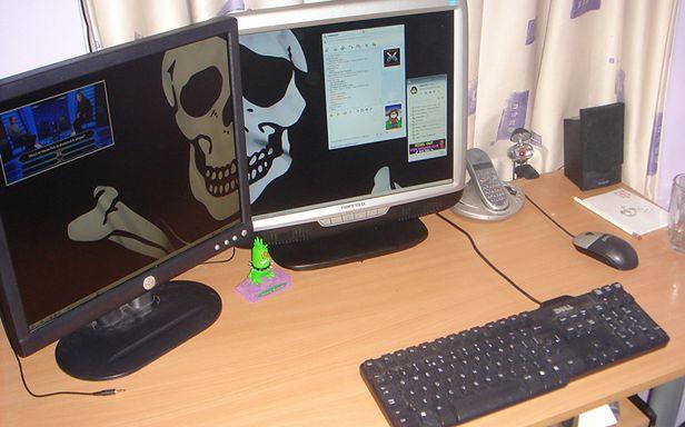 Zaczyna się wielkie ściganie piratów (Fot. Flickr/dogbomb/Lic. CC by)