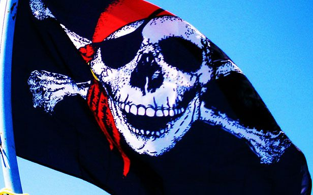 Piraci na fali! (Fot. Flickr/therapycatguardian/Lic. CC by-sa)