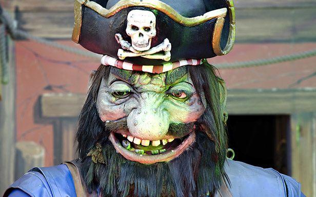 Straszny pirat! (Fot. Flickr/Valters Krontals/Lic. CC by)