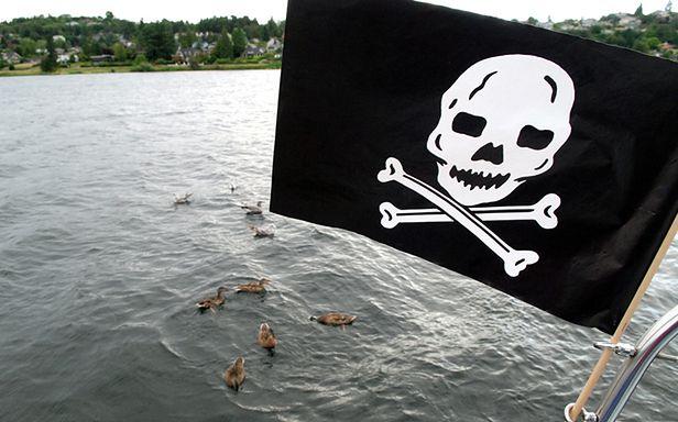 Czy piractwo zniknie w 2012 roku? (Fot. Flickr/fortes/Lic. CC by-sa)