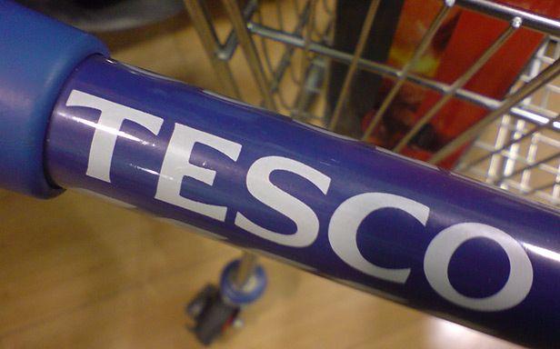 Nie tak łatwo zrobić e-zakupy w Tesco (Fot. Flickr/johnblackmore/Lic. CC by)